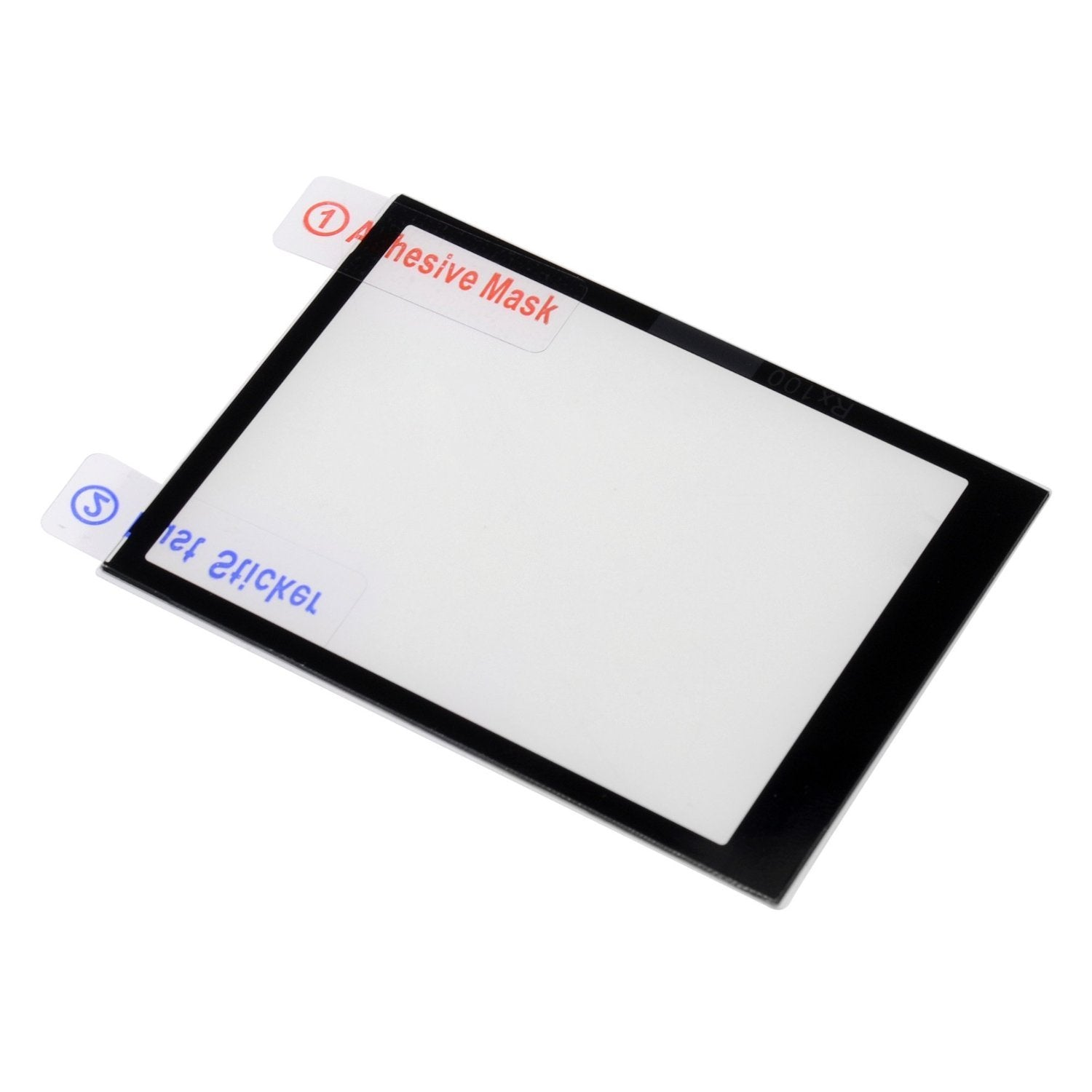 LARMOR by GGS Self-Adhesive Optical Glass LCD Screen Protector for Sony RX100