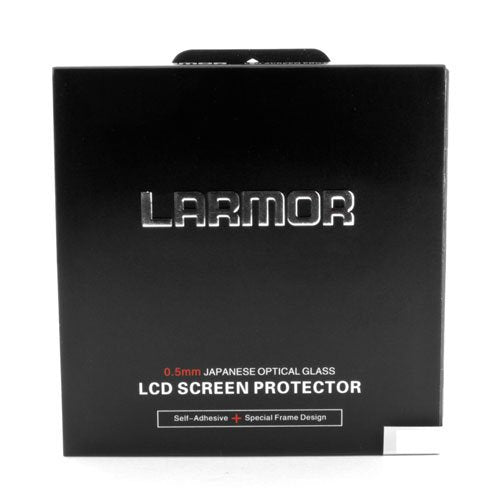 Larmor by GGS 0.5mm SelfAdhesive Optical Glass LCD Screen Protector for CANON 7D
