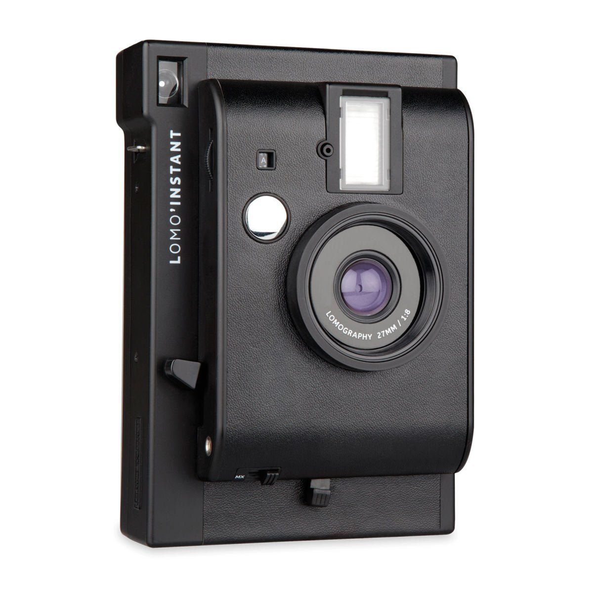 Lomography Instant Camera + 3 Lenses Black Edition