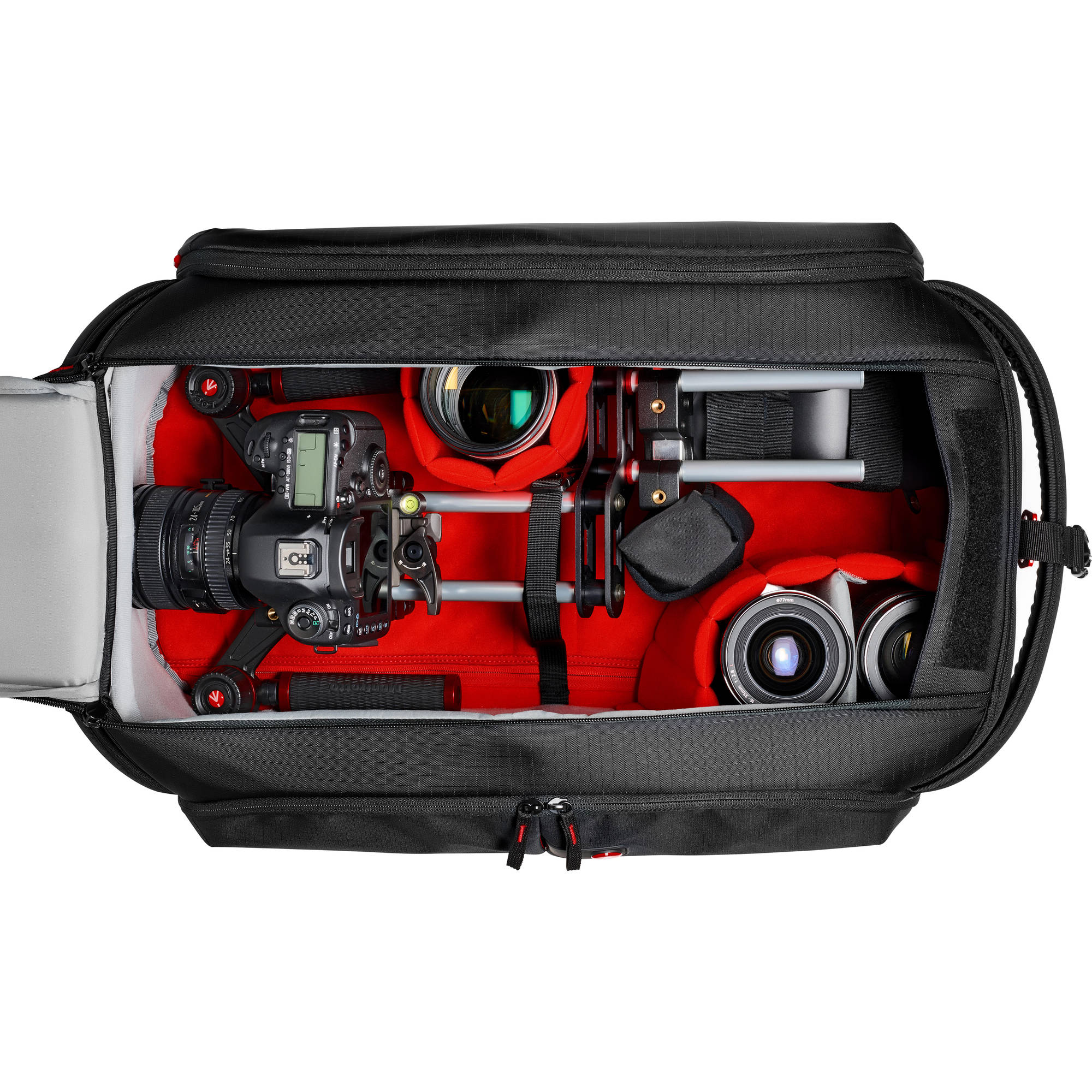 Manfrotto 195N Pro Light Camcorder Case for Sony PXW-FS7, ENG, & VDLSR Cameras
