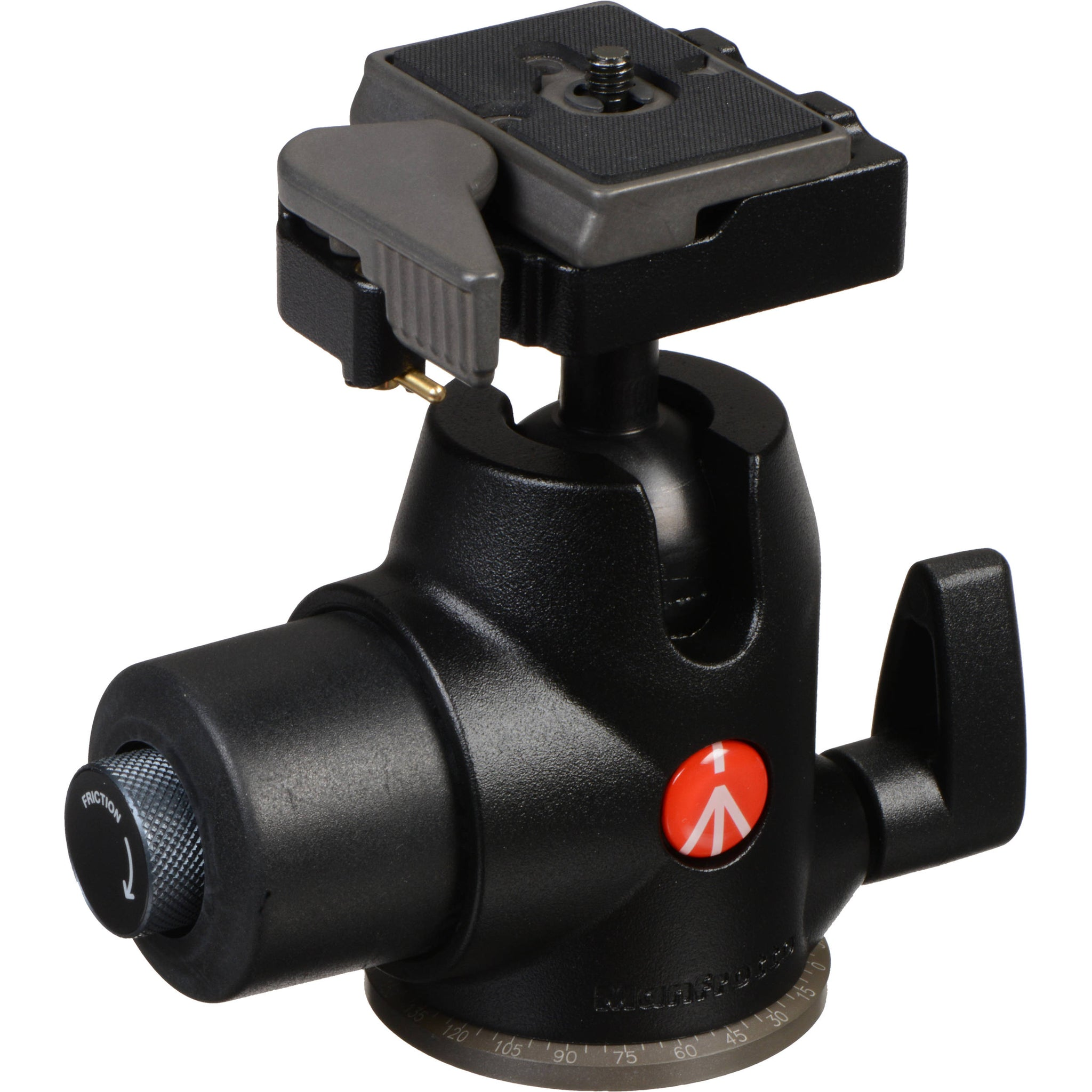 Manfrotto 468MG Hydrostatic Ball Head with 200PL-14 Quick Release Plate