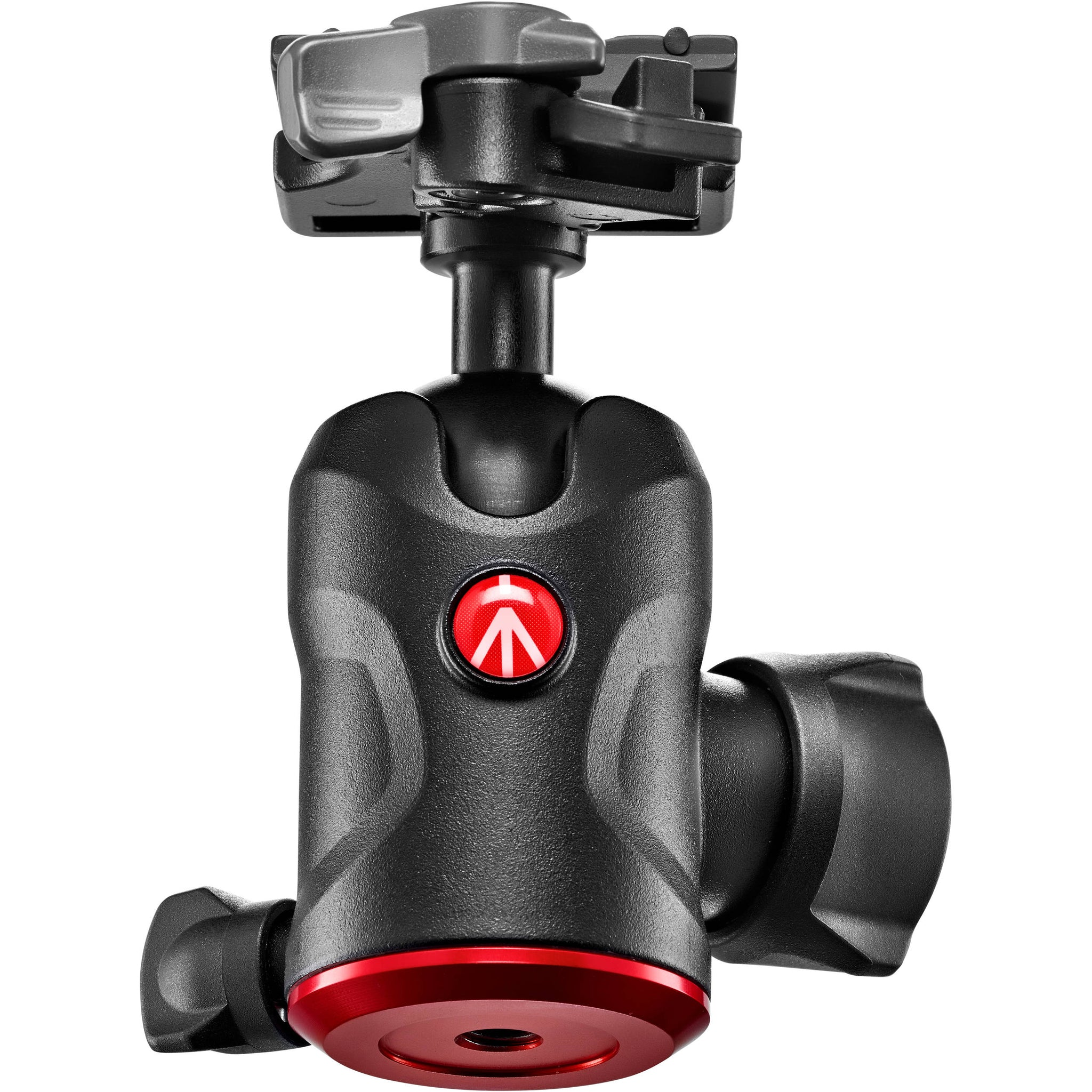 Manfrotto 496 Center Ball Head with 200PL-PRO Quick Release Plate