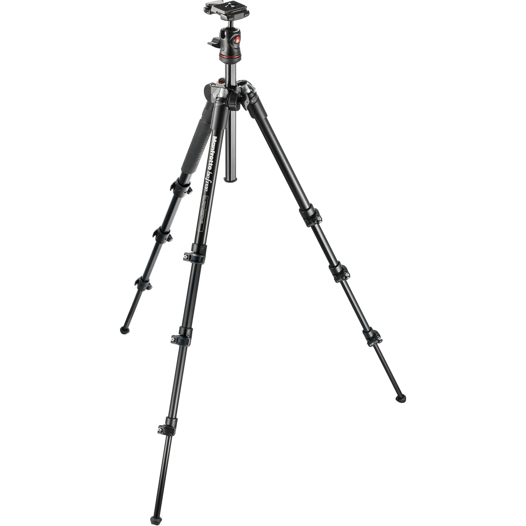 Manfrotto BeFree Compact Travel Aluminum Alloy Tripod