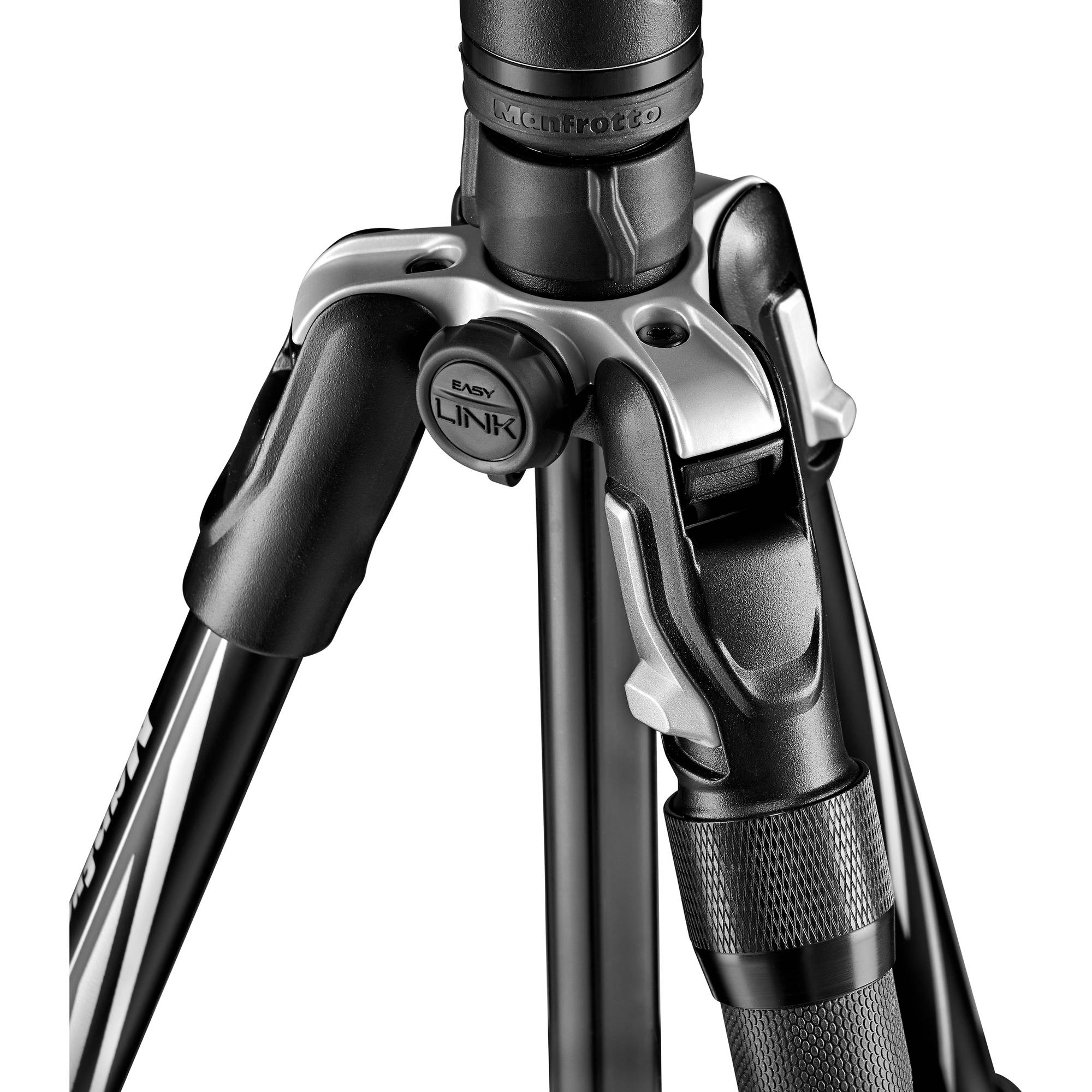 Manfrotto Befree 2N1 Aluminum Tripod with 494 Ball Head (Twist Lock)