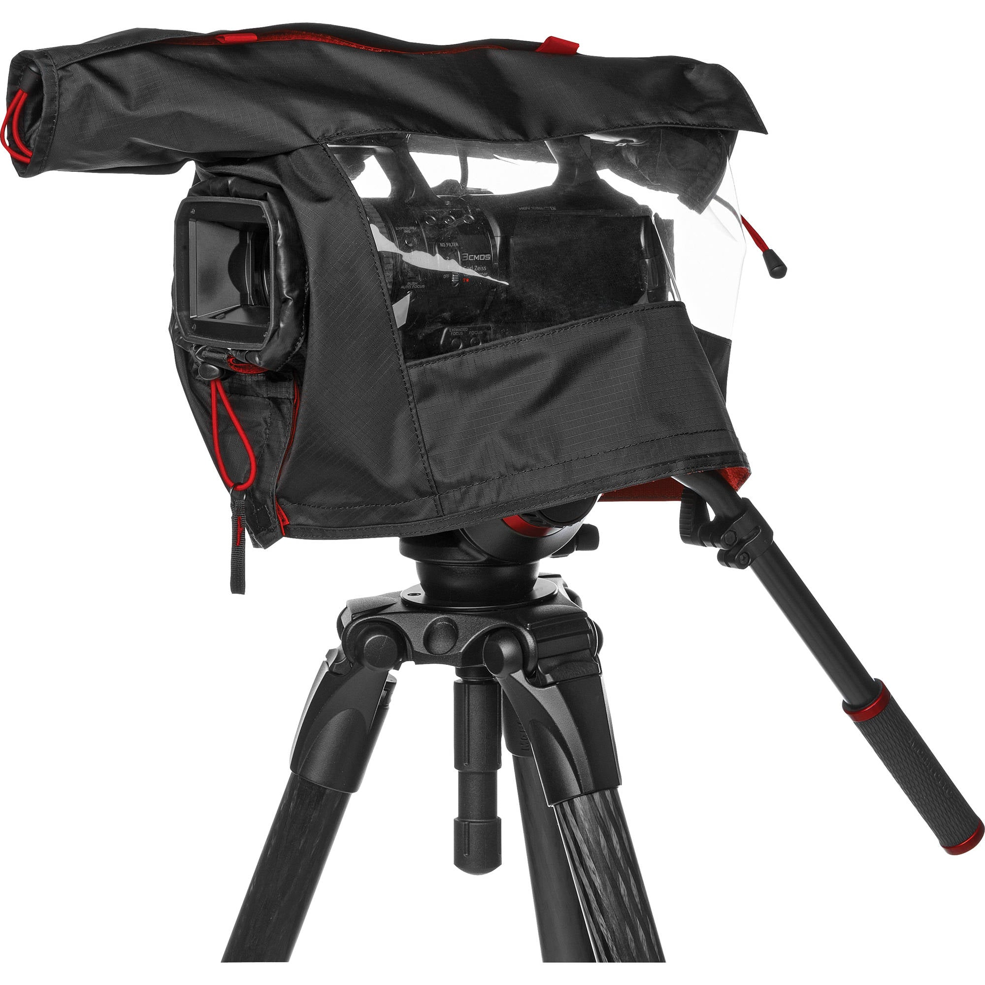 Manfrotto CRC-14 Pro Light Video Camera Raincover for Small Camcorder (Black)