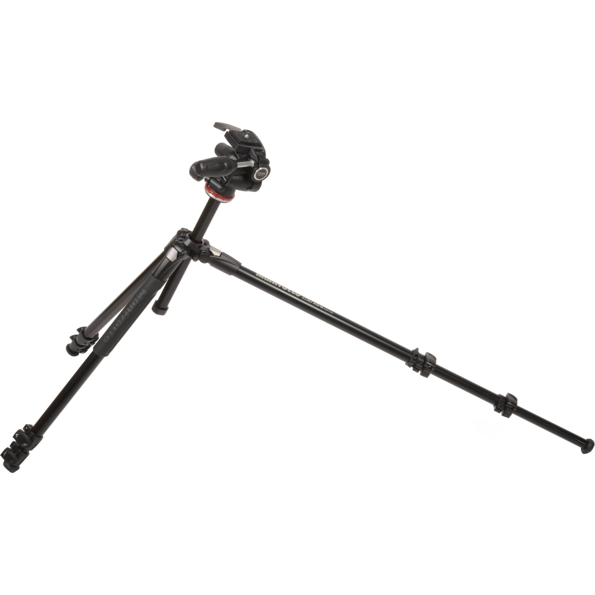 Manfrotto MK290XTA3-3WUS 290 Xtra Aluminum Tripod with 804 3-Way Pan/Tilt Head