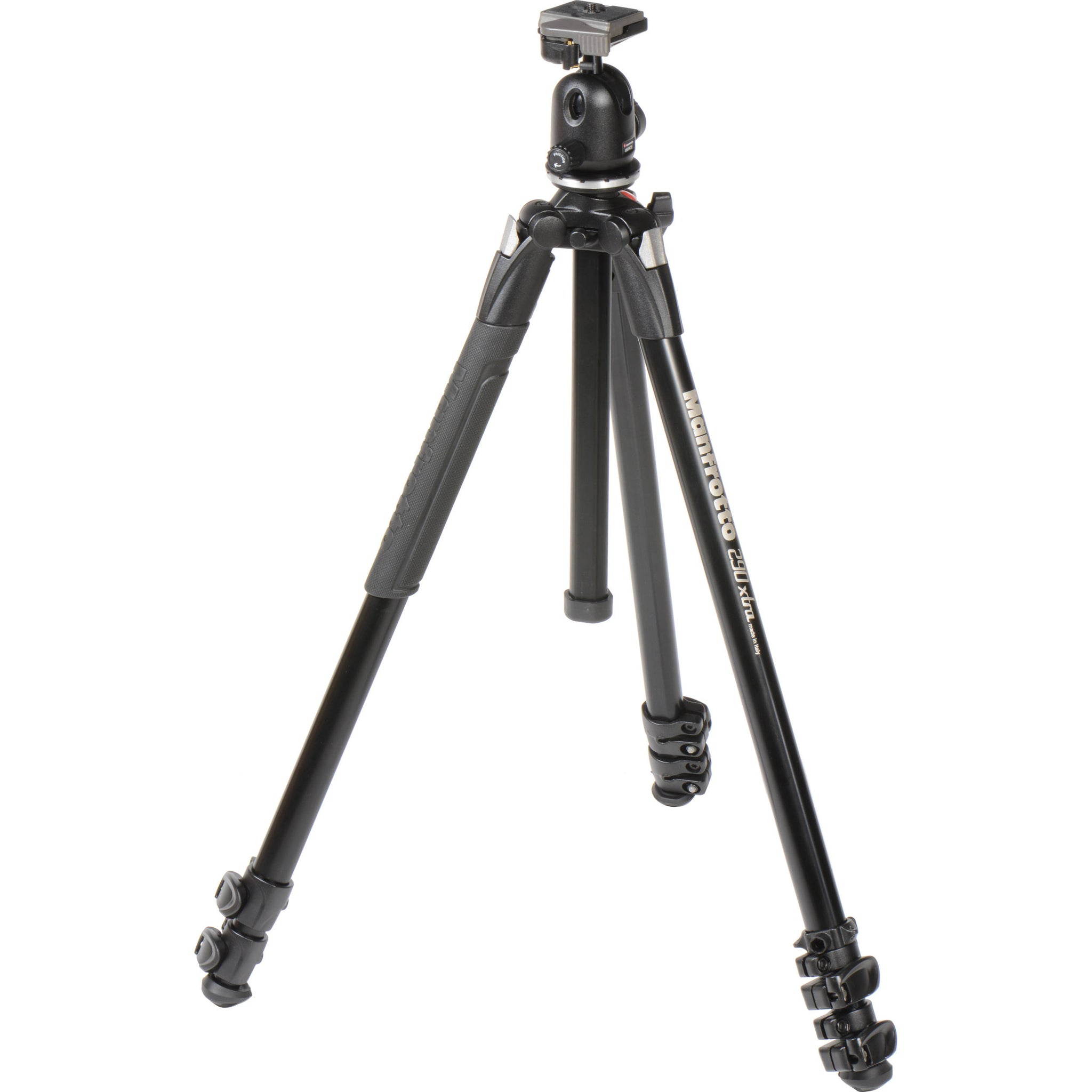 Manfrotto MK290XTA3-BHUS 290 Xtra Aluminum Tripod with Ball Head