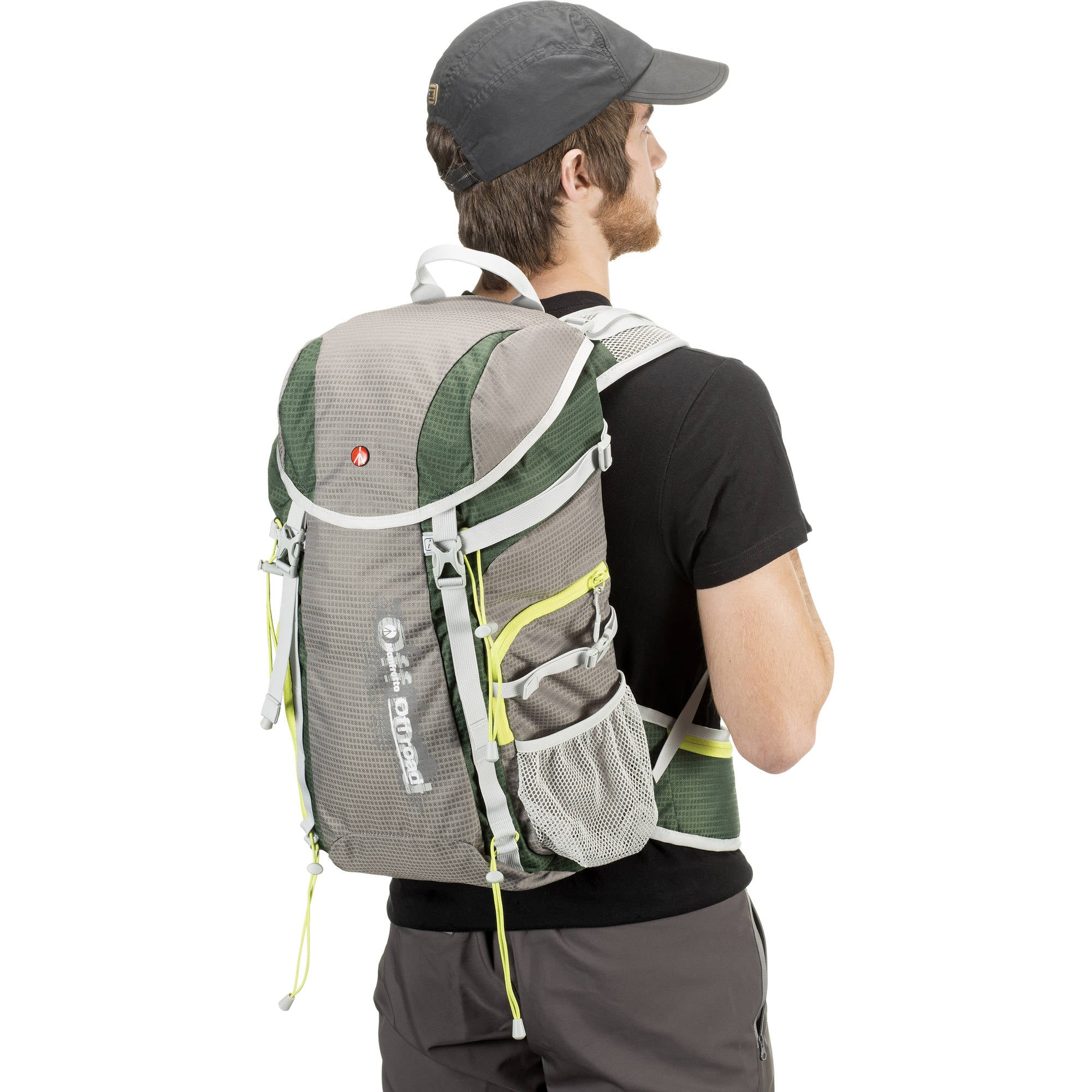 Manfrotto Off road Hiker Backpack (20L, Gray)