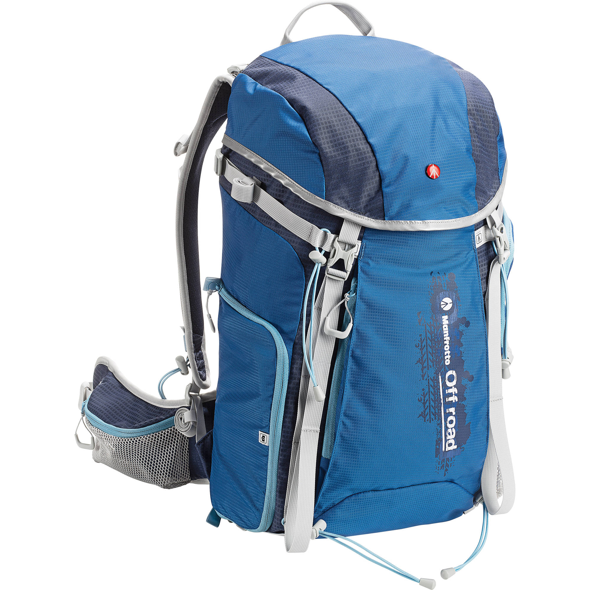 Manfrotto Off road Hiker Backpack (30L, Blue)