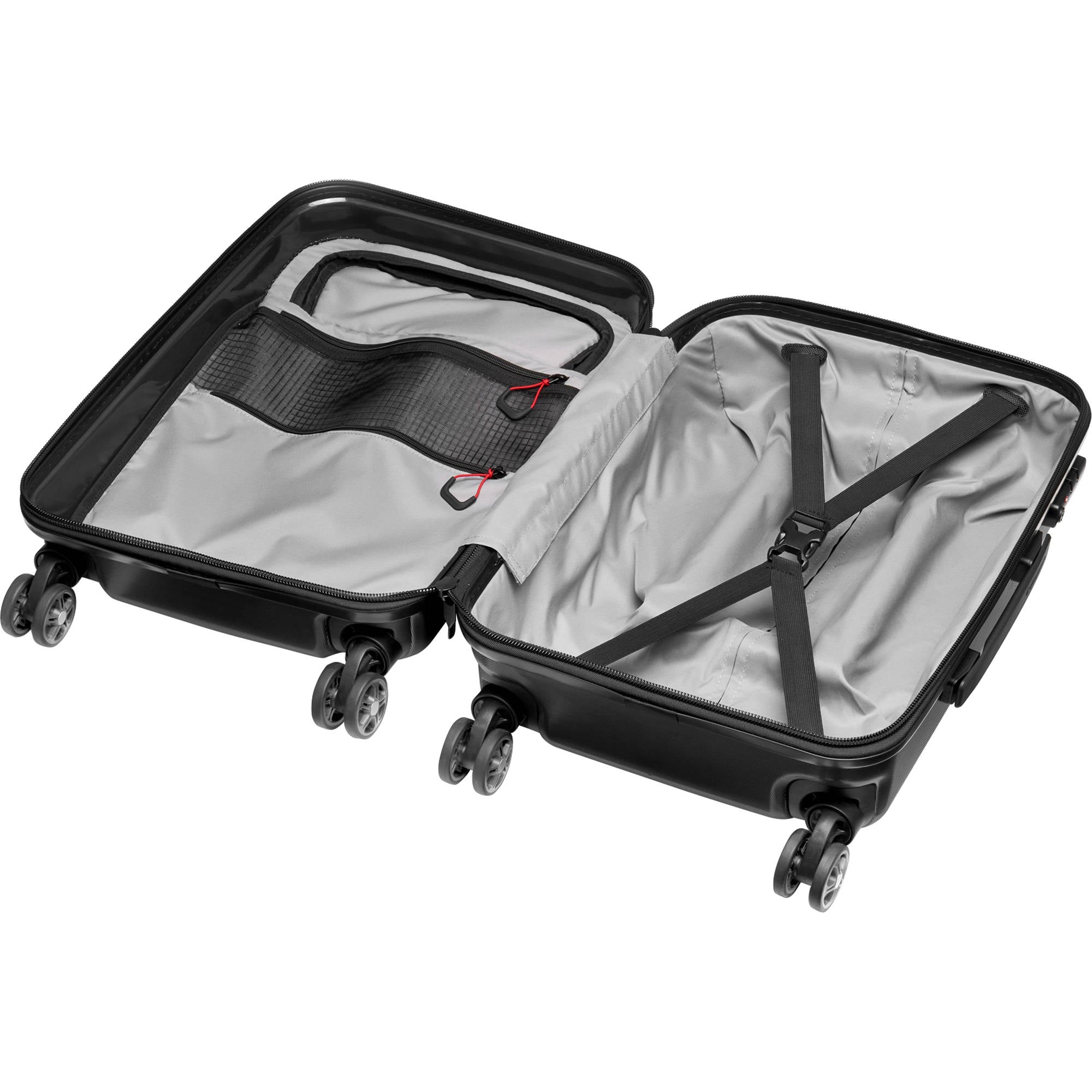 Manfrotto Pro Light Reloader Spin-55 Carry-On Camera Roller Bag (Black)