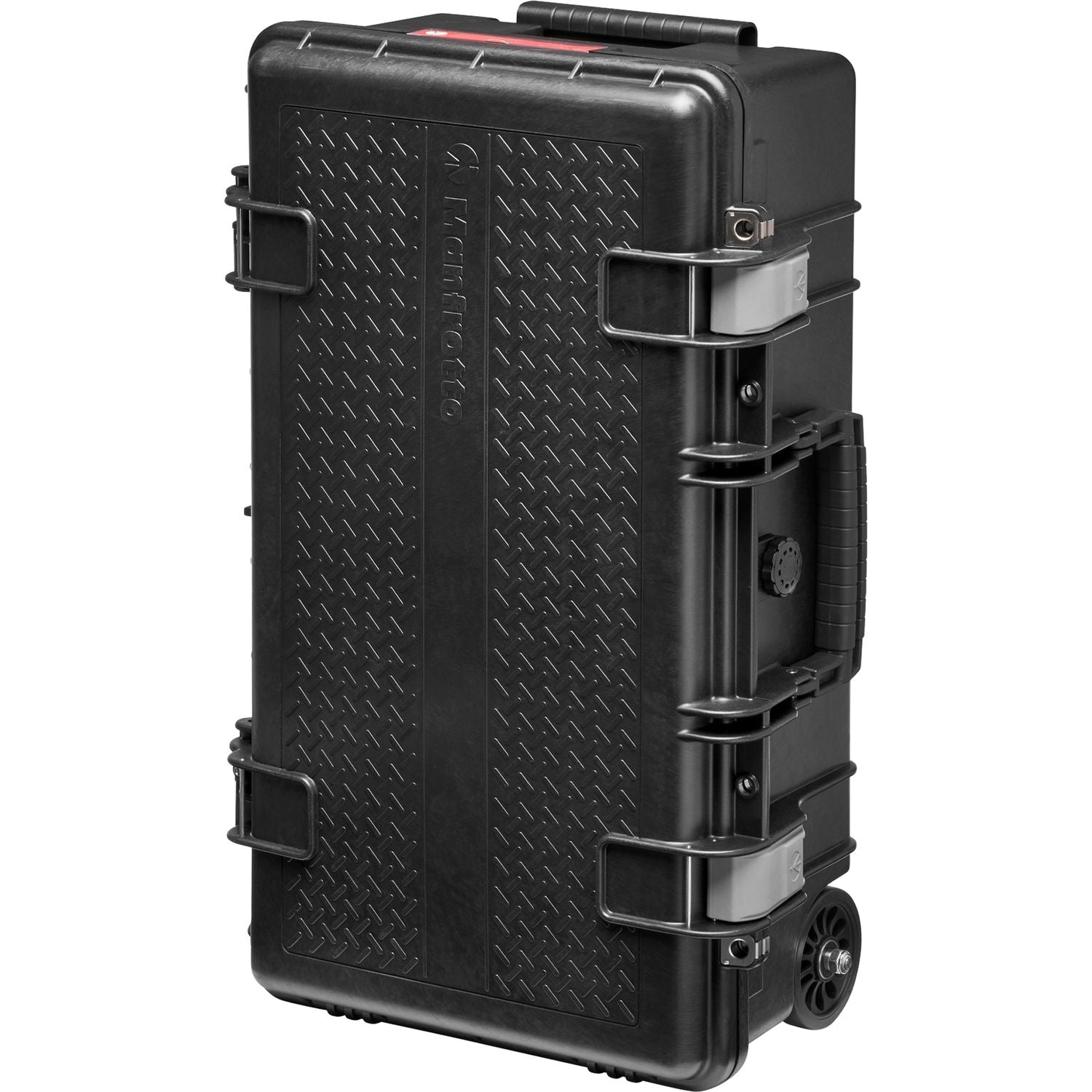 Manfrotto Pro Light Reloader Tough-55 Low Lid Carry-On Camera Rollerbag (Black)