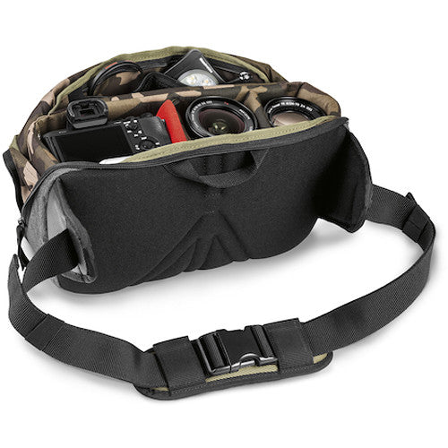 Manfrotto Street CSC Camera Sling/Waist Pack (Green)