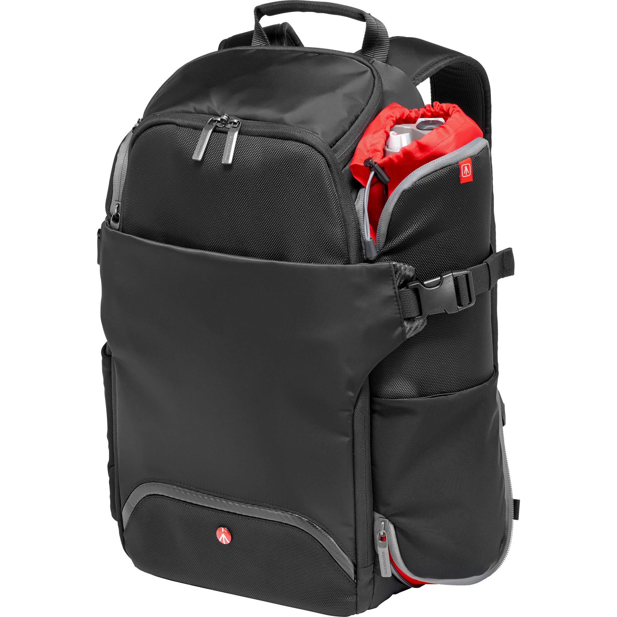 Manfrotto Rear Access Advanced Camera and Laptop Backpack (Black)