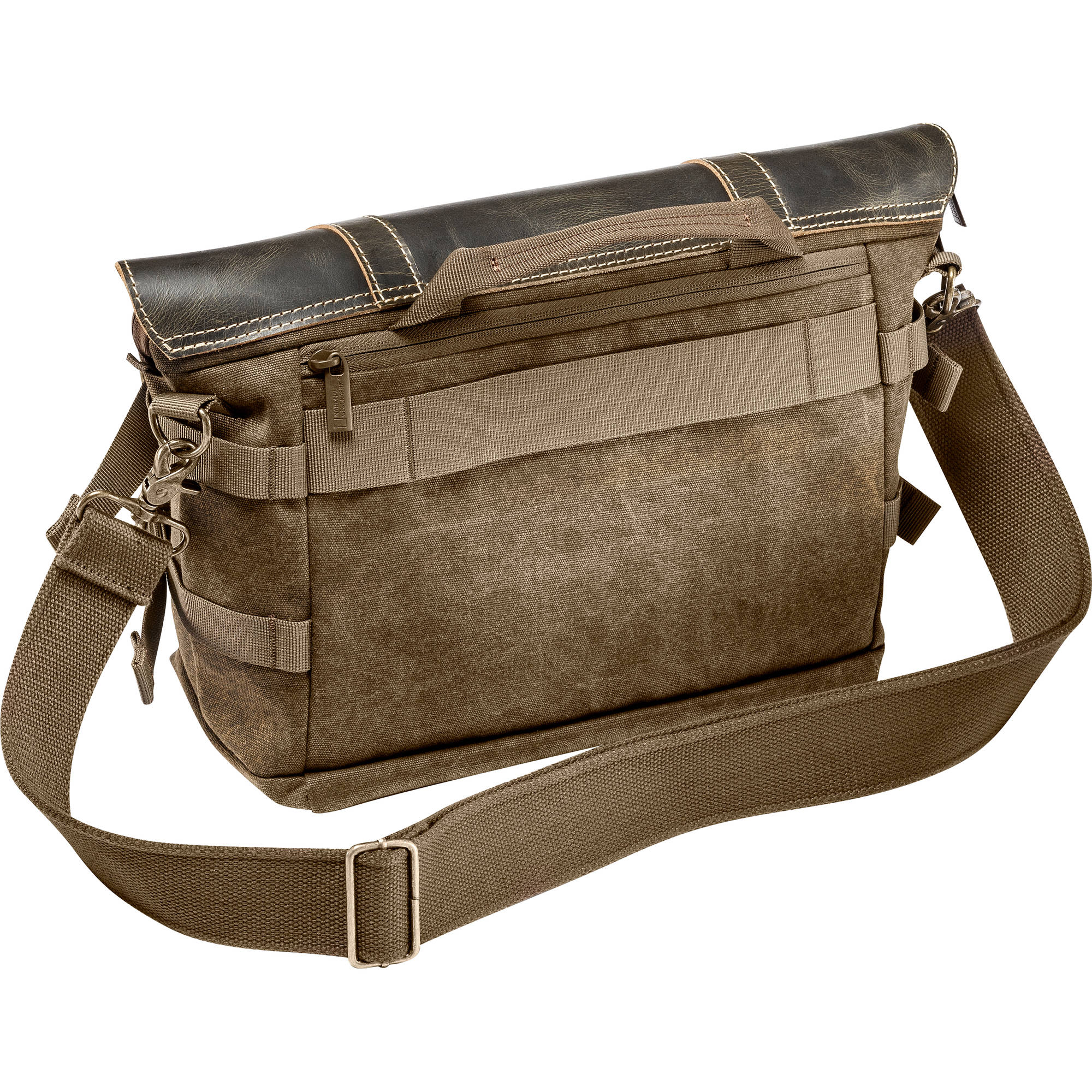 National Geographic Africa Camera Satchel S for DSLR/CSC (Brown)