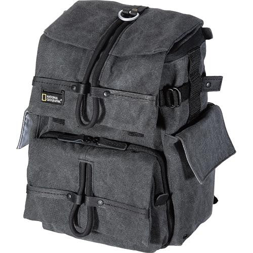 National Geographic NG W5050 Walkabout Rucksack (Small, Gray)