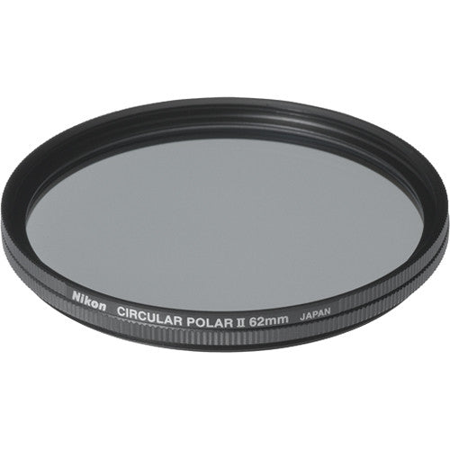 Nikon 62mm Circular Polarizer II Filter
