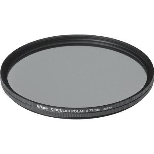 Nikon 77mm Circular Polarizer II Filter