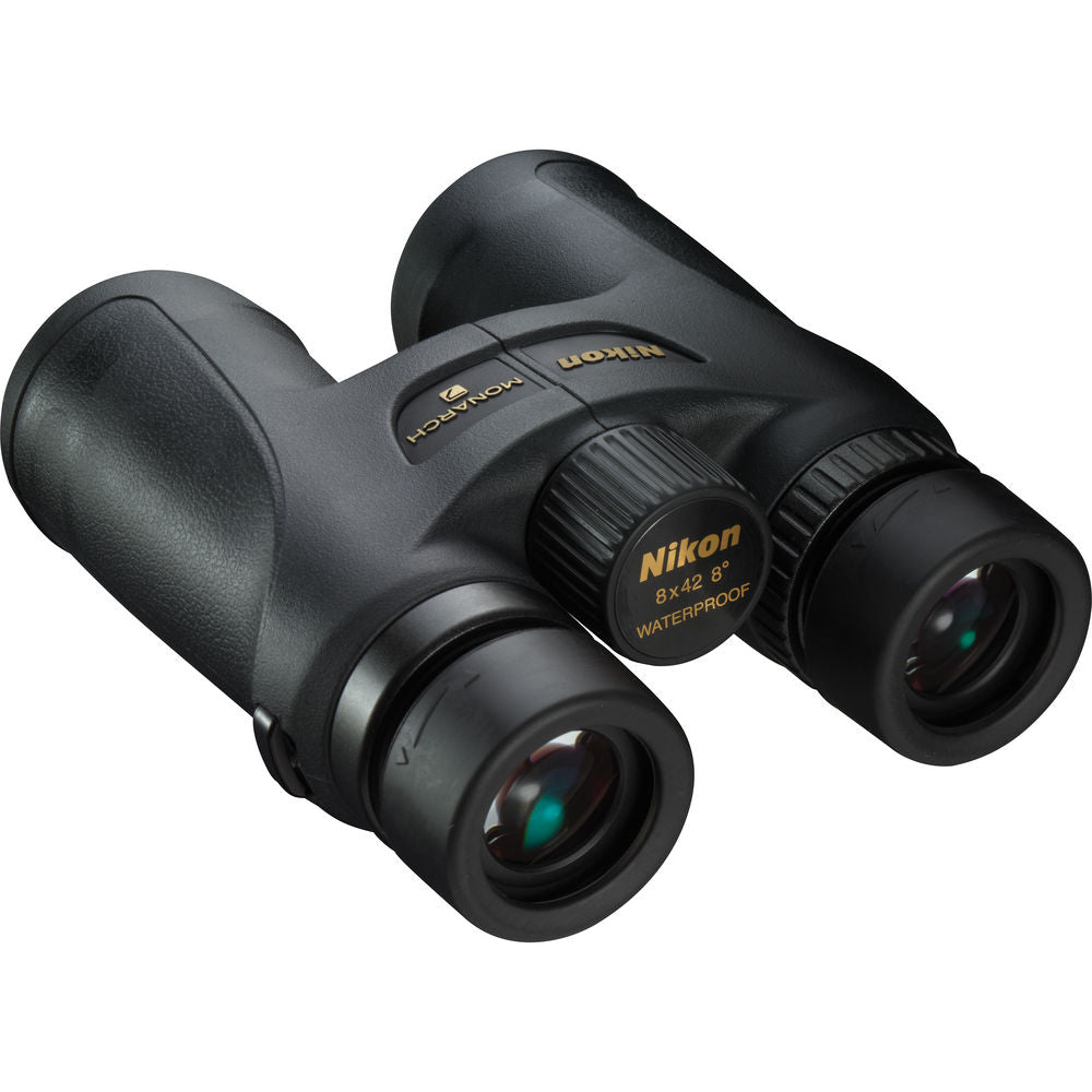Nikon 8x42 Monarch 7 ATB Binocular (Black)
