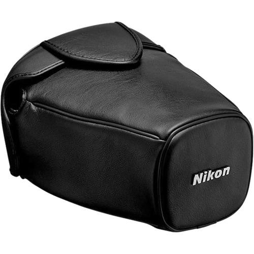 Nikon CF-D80 Semi-Soft Case - for Nikon D80 SLR camera body with 18-135mm f/3.5-5.6G ED-IF AF-S DX Zoom-Nikkor lens