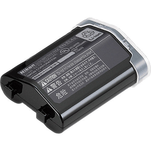 Nikon EN-EL4a Rechargeable Lithium-Ion Battery (11.1v 2450mAh)