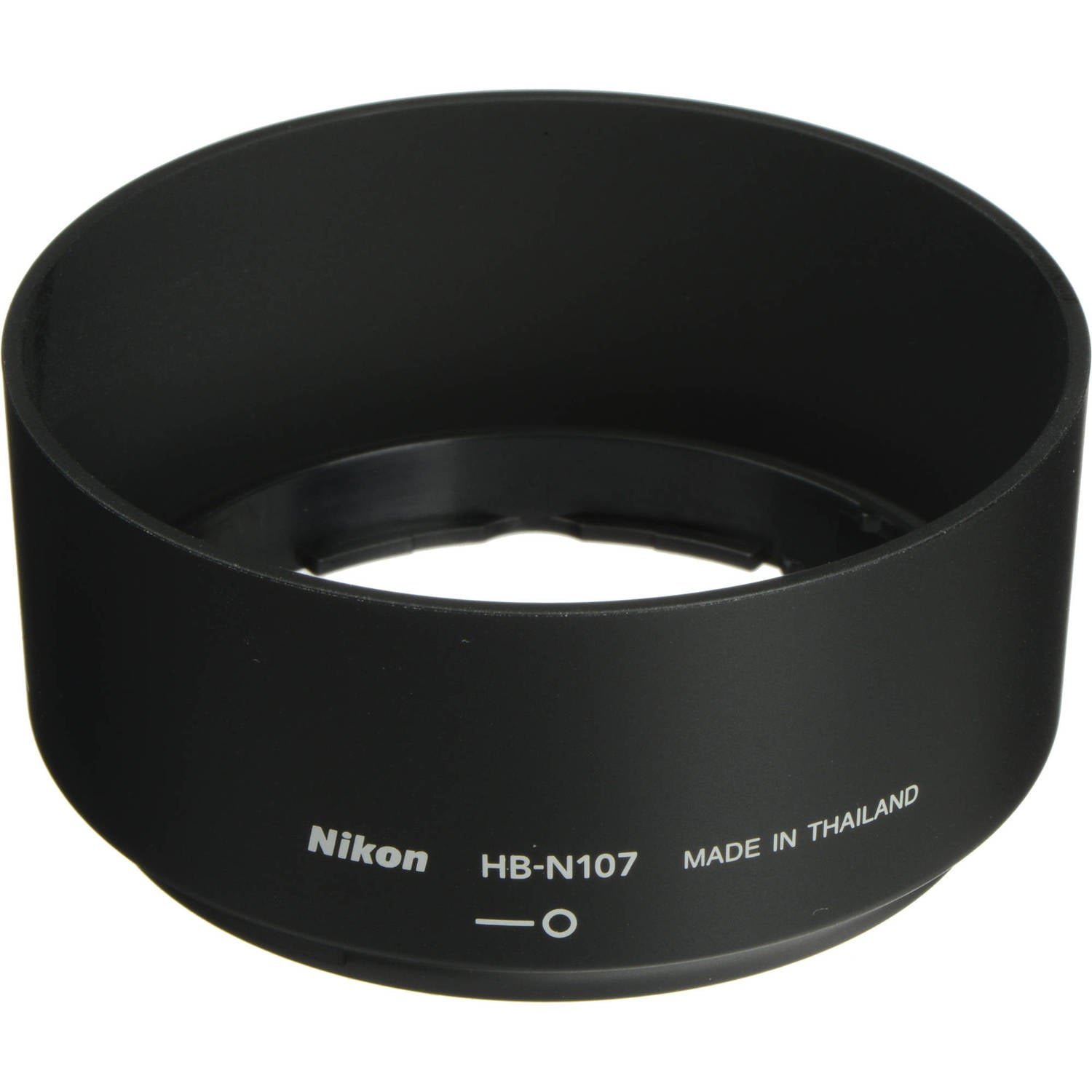 Nikon HB-N107 Lens Hood for 32mm f/1.2 1 NIKKOR Lens (Black)