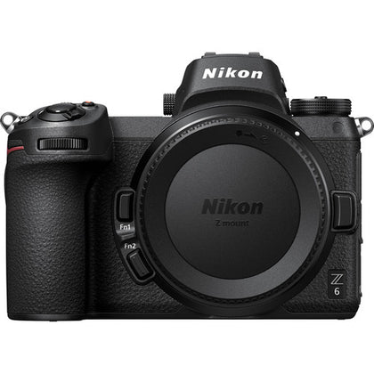 Nikon Z 6 Mirrorless Digital Camera (Body Only)