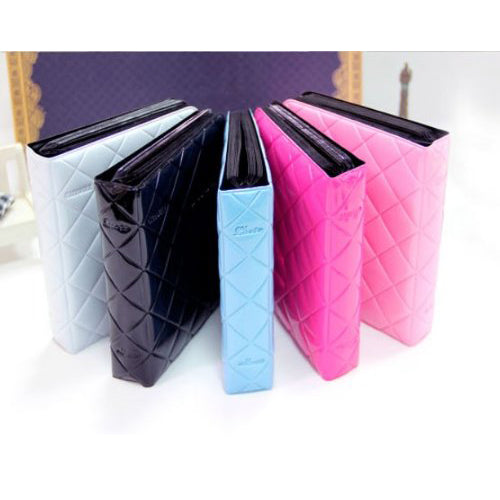 NodArtisan Diamond Style Fuji Instax Mini Book Album For instax mini7s 8 25 50s 90 FilmPink