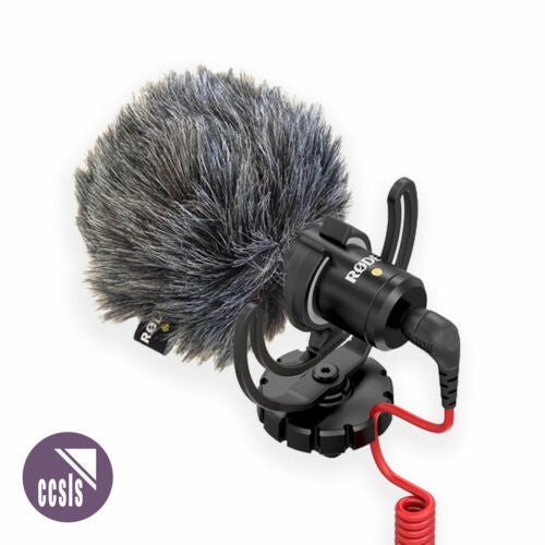 RODE VideoMicro COMPACT ONCAMERA VIDEO MIC  FREE EXPRESS POST
