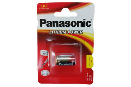 PANASONIC CR 2 BATTERY