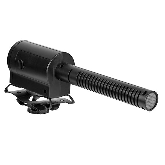 BY-DMR7 Shotgun Microphone with Integrated Flash Recorder