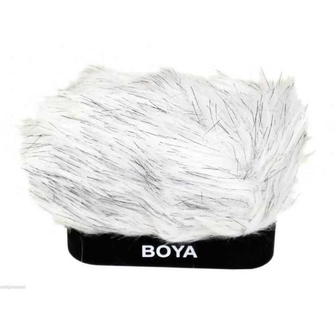 BOYA BY-P10 PROFESSIONAL FLUFFY WINDSHIELD FOR PORTABLE RECORDERS