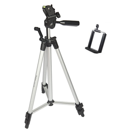 Photron 400 with Smartphone mount1 Digital Tripod Kit
