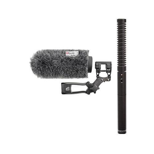 RODE Blimp and NTG2 Condenser Shotgun Microphone Package