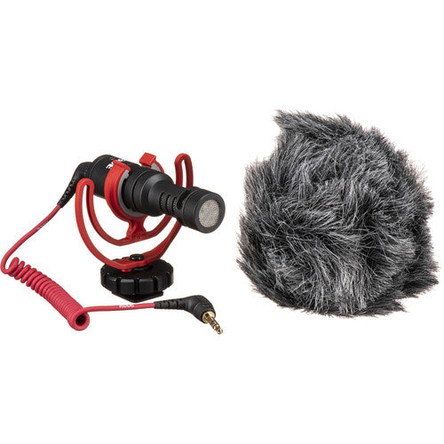 RODE VideoMicro compact oncamera Video Microphone