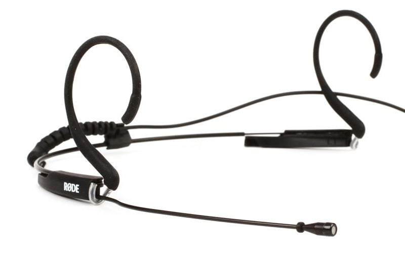 Rode HS2BL Headset Condenser Microphone, Black