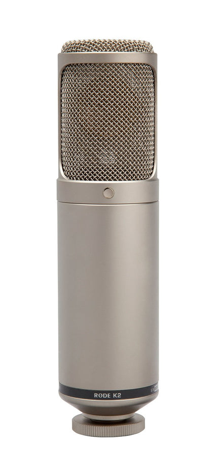 Rode K2 Variable-Pattern Tube Microphone (Gold)