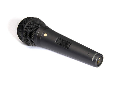 Rode M1S Dynamic Microphone with switch