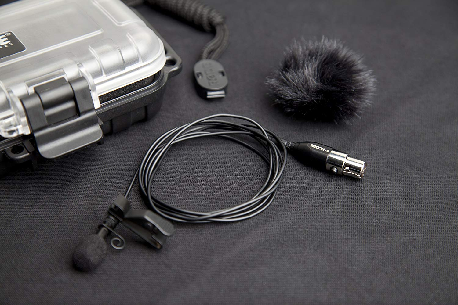Rode MiCon 6 Connector for Rode MiCon Microphones (AKG)