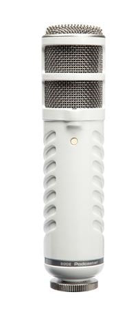 Rode Podcaster USB Dynamic Microphone (Grey)