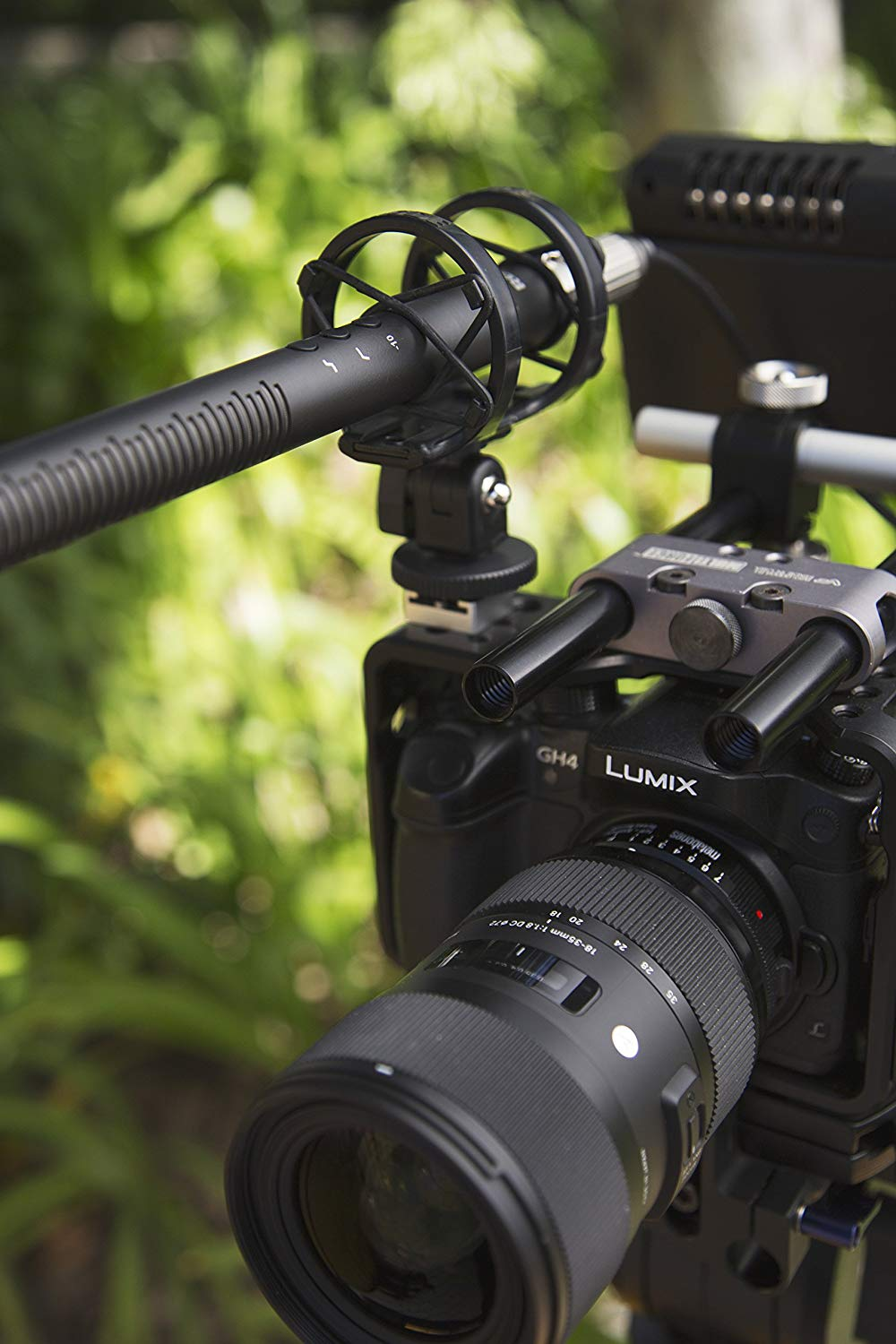 Rode SM3 - On-Camera Shock Mount for Shotgun Microphones