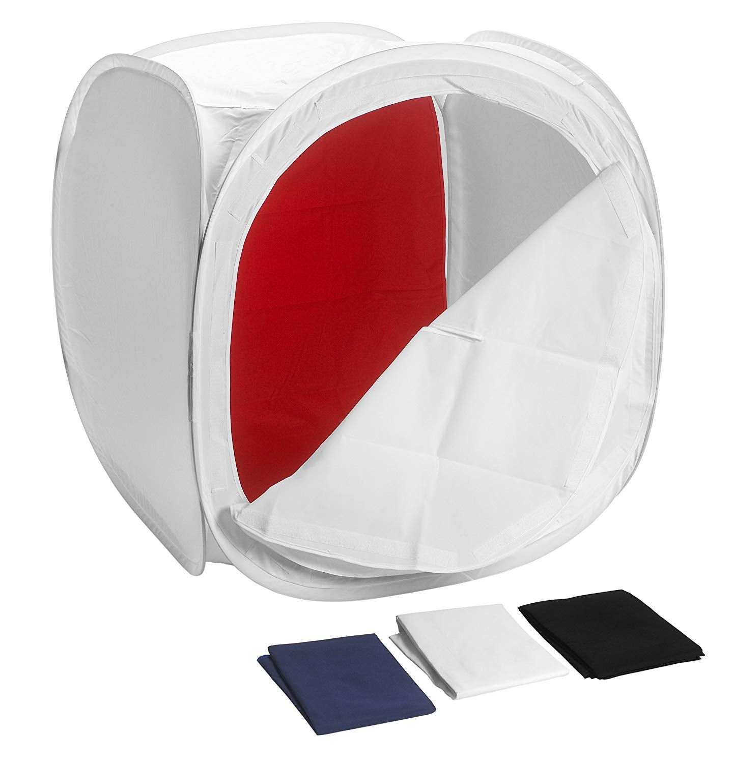 STUDIO PRODUCT PHOTOGRAPHY FOLDABLE LIGHT TENT BOX 80x80x80 cm
