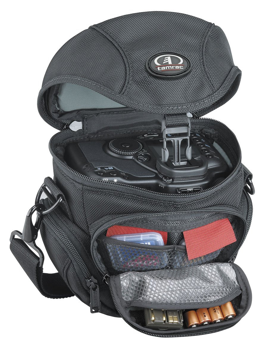 Tamrac 5684 Digital Zoom 4 Camera Bag (Black)