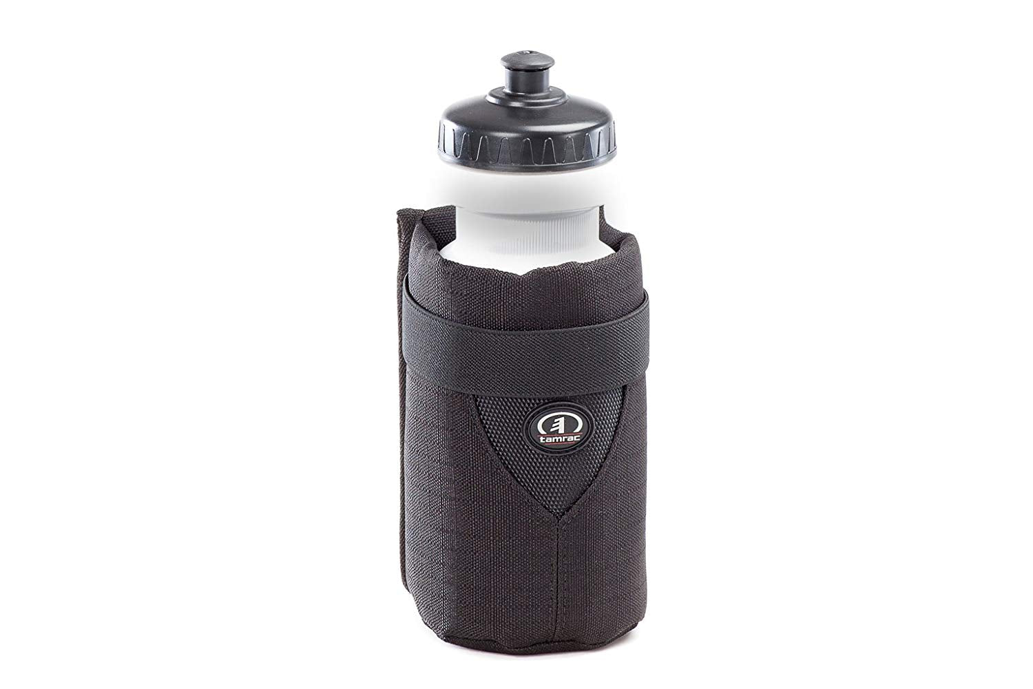 Tamrac M.A.S. Water Bottle in Padded Carrier (Black)