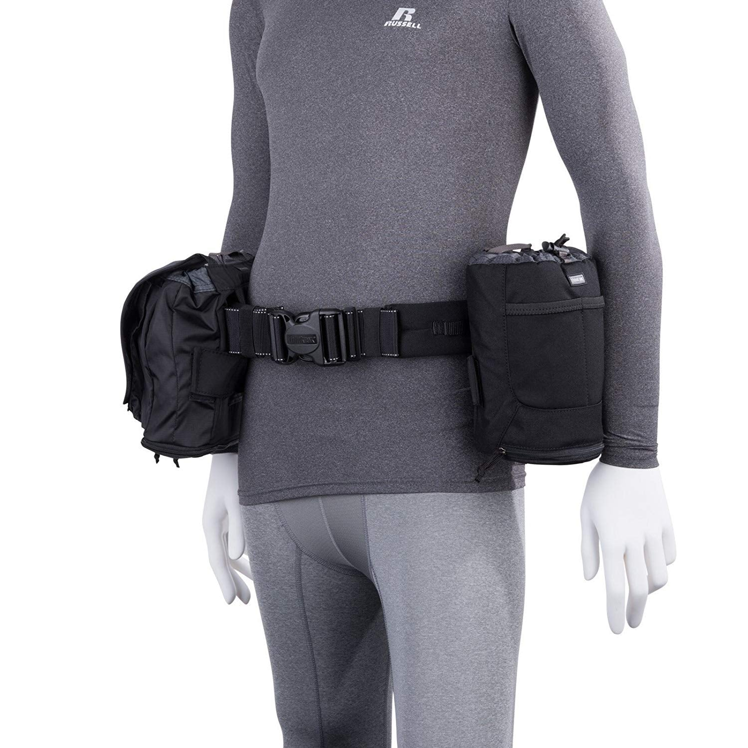 Think Tank Pro Speed Belt V2.0 Padded MediumLarge Size Modulus Accessory Belt  Black