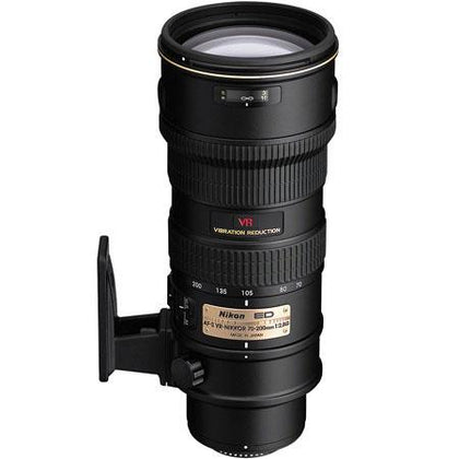 Used Nikon 70-200mm f/2.8G AF-S VR ED-IF Autofocus Zoom Telephoto Lens V