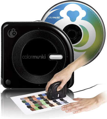 X-Rite ColorMunki Photo Color Management Solution