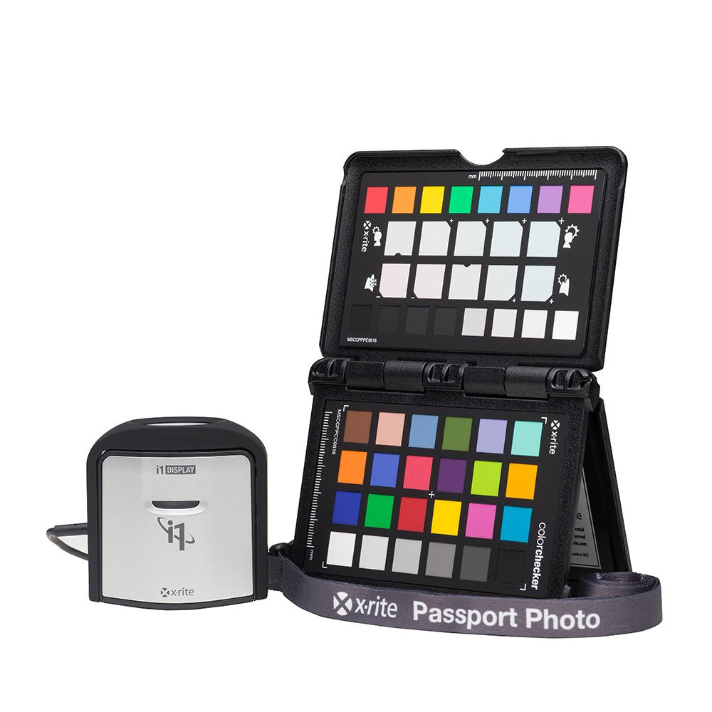X-Rite i1 Photographer Kit (EODIS3MSCCPP)