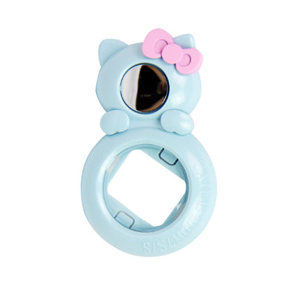 ZENKO INSTAX MINI 8 8+ 9 CAT CLOSE UP LENS (BLUE)