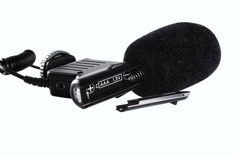 BOYA VM01 Pro Video Broadcast Directional Condenser Mini Shotgun Microphone Interview Mic for Nikon Canon Sony DSLR Camcorder DV (with Foam & Fur Dual Windshield) Microphone ()