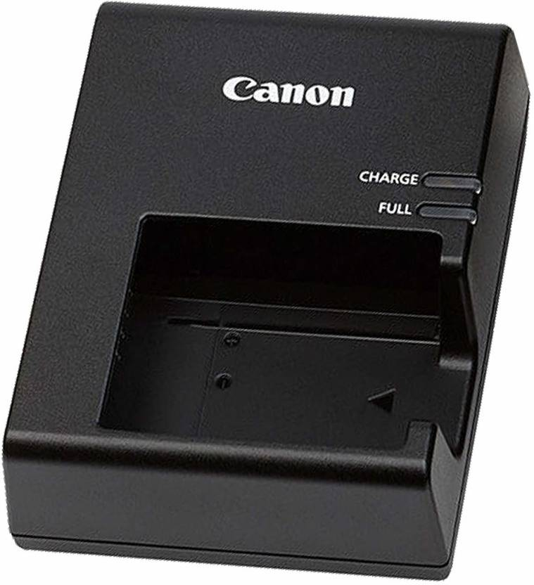 Canon LC-E10 Battery Charger for LP-E10  Camera Battery Charger (Black)